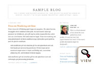 Minima Blogger template by Doug Bowman