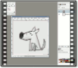 Screenshot of Jakub Steiner's Drawing Video