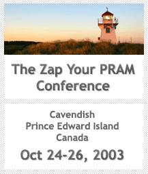 Zap Your PRAM Conference
